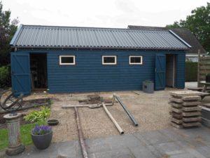 garages van hout